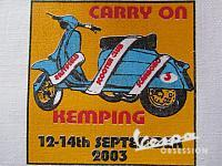 CARRY ON KEMPING   2003