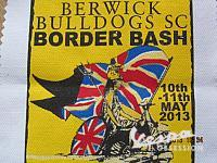 BERWICK BULLDOGS SC, BORDER BASH 2013