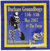 DURHAM GROUNDHOGS 2007