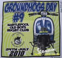 GROUNDHOGS   DAY   2010