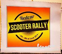REDCAR SCOOTER RALLY  7-6-14
