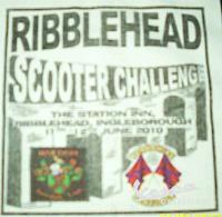 RIBBLEHEAD SCOOTER CHALLENGE 2010