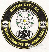RIPON SC- WOOLYBACKS SC YSA RIDE-OUT 2009