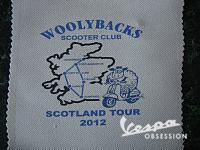 SCOTLAND TOUR AND STIRLING RALLY  17-22-7 12