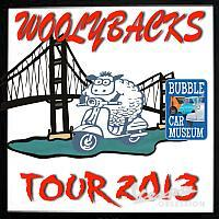 WOOLYBACKS TOUR 2013