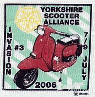 YORKSHIRE INVASION 3  2006