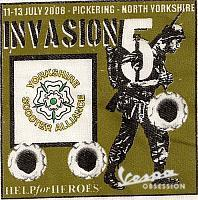 YORKSHIRE INVASION 5  2008