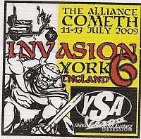 YORKSHIRE INVASION 6